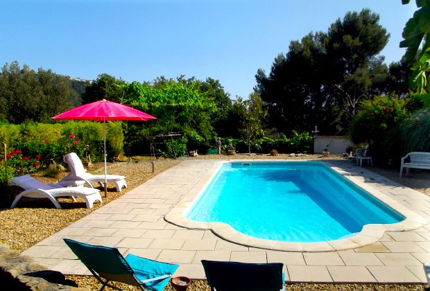 Holiday rentals Le Castellet - Apartment - 6 persons - BBQ - Photo N° 1