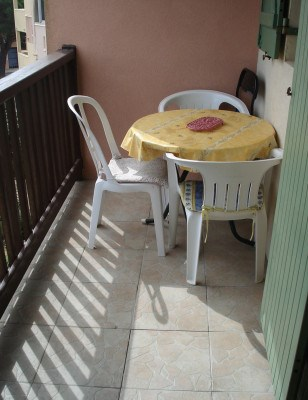 Location vacances Fleury -  Appartement - 4 personnes - Terrasse - Photo N° 1