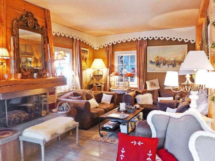 Maison pour 5 personnes à Chamonix