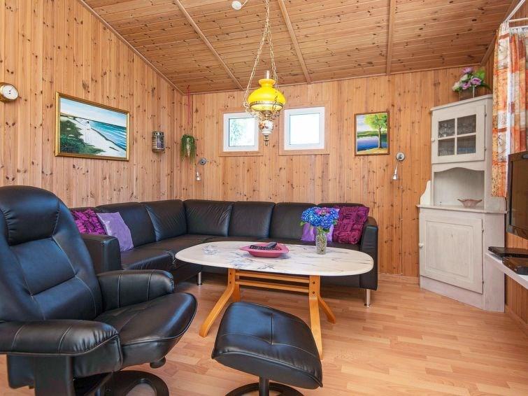 Studio pour 4 personnes à Sjølund