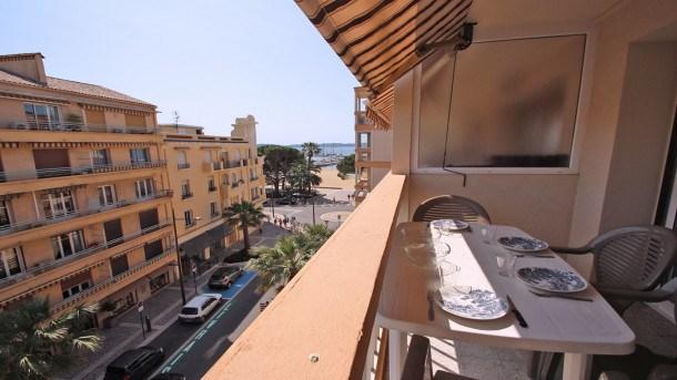 Location vacances Sainte-Maxime -  Appartement - 6 personnes - Télévision - Photo N° 1