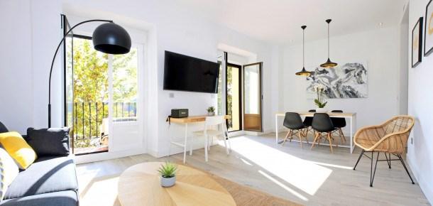 Location vacances Madrid -  Appartement - 5 personnes - Télévision - Photo N° 1