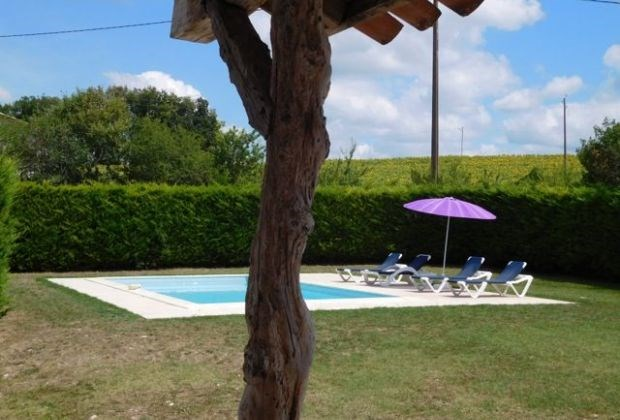 Location vacances Sainte-Croix -  Maison - 6 personnes - Barbecue - Photo N° 1