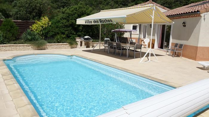 Location vacances Lagorce -  Maison - 10 personnes - Barbecue - Photo N° 1