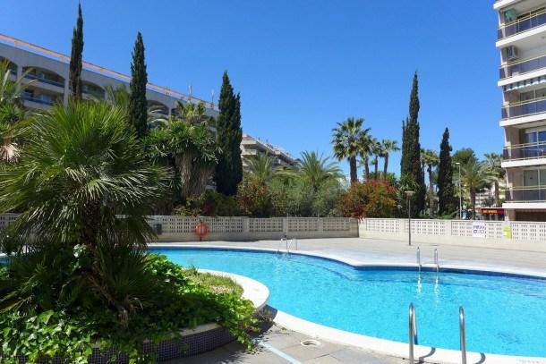 Location vacances Salou -  Appartement - 6 personnes - Table de ping-pong - Photo N° 1