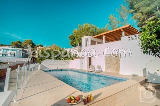 Location vacances Benissa -  Maison - 8 personnes - Barbecue - Photo N° 1