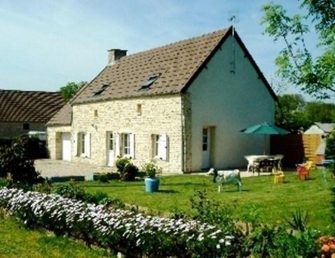 Location vacances Picauville -  Maison - 4 personnes - Barbecue - Photo N° 1