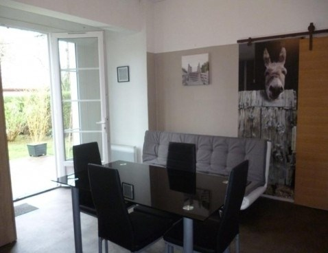 Location vacances Cambo-les-Bains -  Appartement - 2 personnes - Terrasse - Photo N° 1