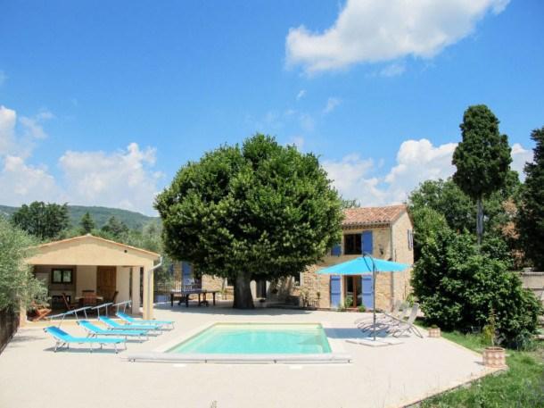 Ferienhaus mit Pool (SCZ115)