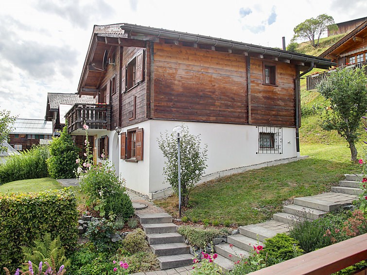 Appartement pour 2 personnes à Andiast