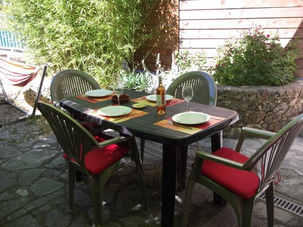 Location vacances Cazilhac -  Gite - 4 personnes - Barbecue - Photo N° 1