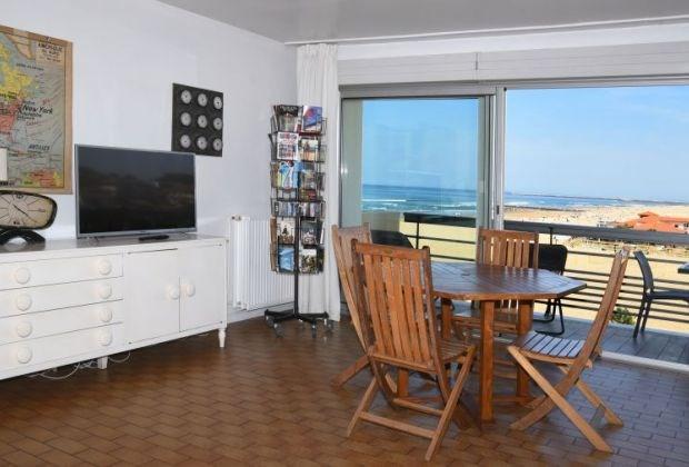 Appartement vue panoramique Océan.