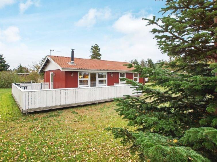Studio pour 3 personnes à Skjern