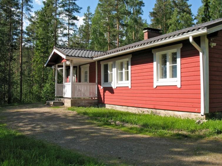 Maison pour 6 à Leppävirta