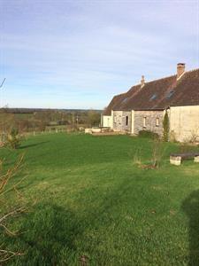 Grande Maison à la campagne, tranquille, à 2 heures de Paris au milieu des haras