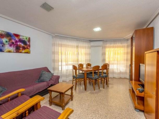 Location vacances Santa Pola -  Appartement - 6 personnes - Télévision - Photo N° 1