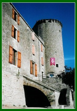 Gîte de la Tour Garnier - Sainte-Eulalie-de-Cernon