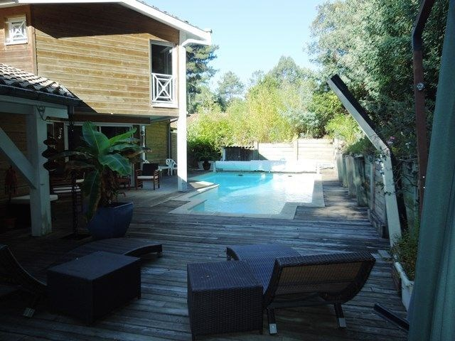 Location vacances Soorts-Hossegor -  Maison - 8 personnes - Barbecue - Photo N° 1