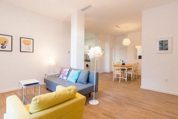 Location vacances Málaga -  Appartement - 5 personnes - Télévision - Photo N° 1