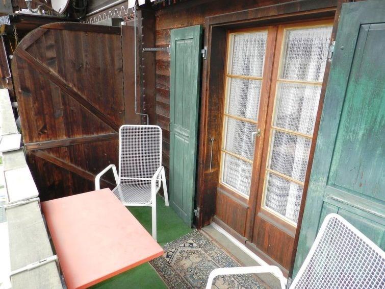 Appartement pour 1 personnes à Saanen