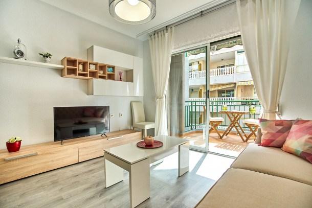 Location vacances Torrevieja -  Appartement - 6 personnes - Télévision - Photo N° 1