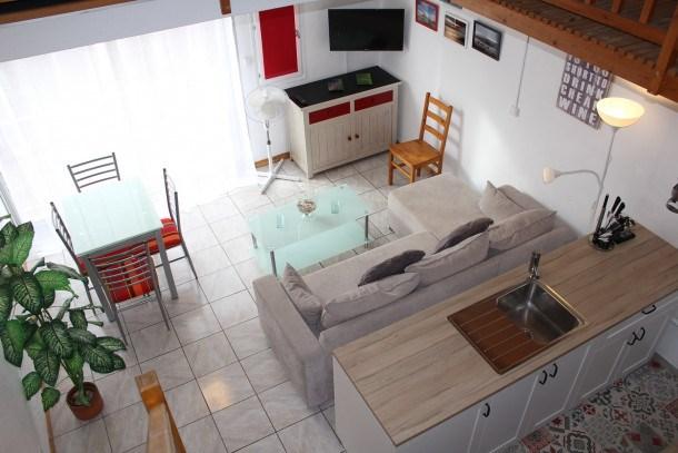 Location vacances Gruissan -  Appartement - 4 personnes - Télévision - Photo N° 1