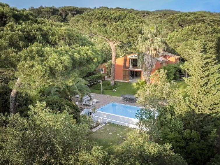 Ferienwohnungen Saint-Tropez - Haus - 8 Personen - Grill - Foto Nr. 1
