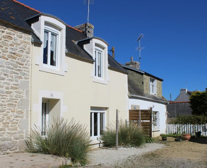 Holiday rentals Guilvinec - House - 4 persons - Television - Photo N° 1