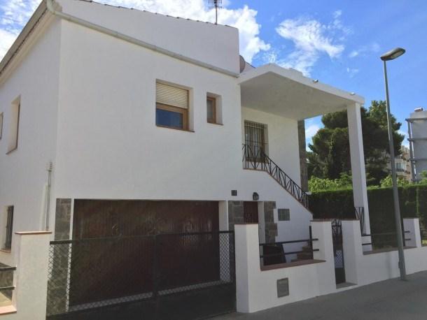 Location vacances Rosas -  Appartement - 8 personnes - Cheminée - Photo N° 1