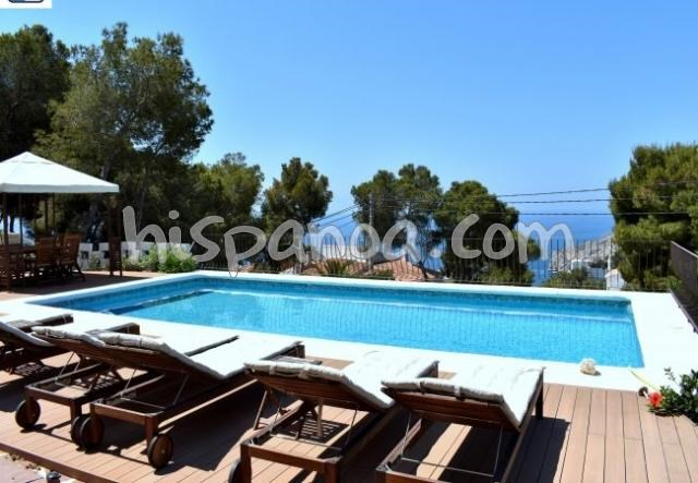 Location vacances Jávea/Xàbia -  Maison - 6 personnes - Barbecue - Photo N° 1