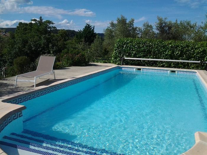 Ferienwohnungen Saint-Christol-lès-Alès - Wohnung - 4 Personen - Grill - Foto Nr. 1