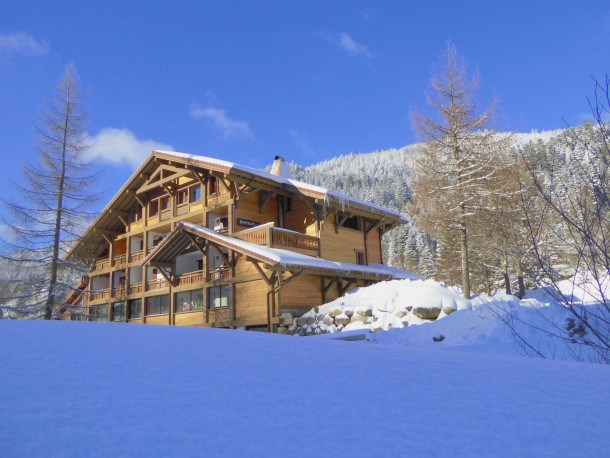 Appartement 42m² avec terrasse dans belle résidence wifi proche piste La Bresse