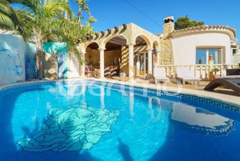 Villa à Moraira pour 6 personnes - 3 chambres