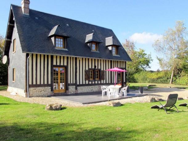 Location vacances Lisieux -  Maison - 6 personnes - Barbecue - Photo N° 1