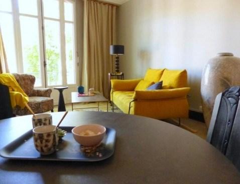 Location vacances Vichy -  Appartement - 2 personnes - Télévision - Photo N° 1