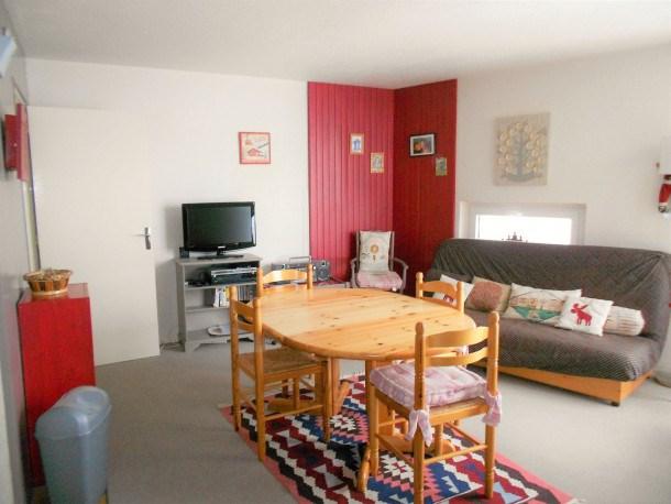 Location vacances Villarembert -  Appartement - 6 personnes - Télévision - Photo N° 1