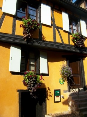 Location vacances Eguisheim -  Gite - 6 personnes - Câble / satellite - Photo N° 1