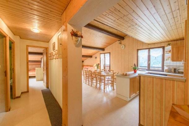Location vacances Châtel -  Appartement - 7 personnes - Lecteur DVD - Photo N° 1