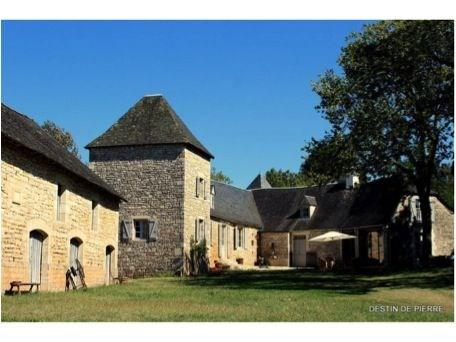 Magnifique Propriété Familiale près des rives de la Dordogne