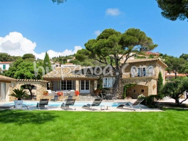 Alquileres de vacaciones Roquebrune-sur-Argens - Casa - 8 personas - Jardín - Foto N° 1