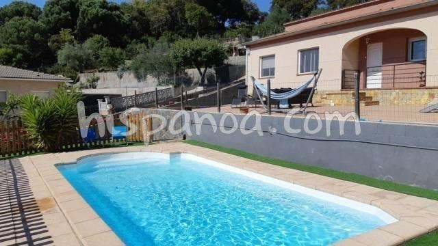 Holiday rentals Vidreres - House - 7 persons - BBQ - Photo N° 1