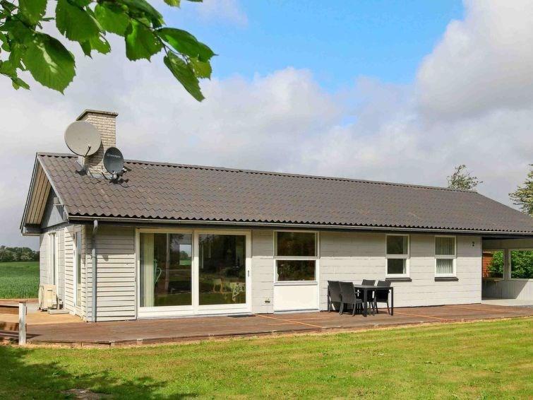 Studio pour 4 personnes à Spøttrup