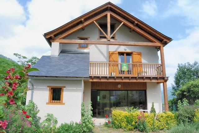 Location vacances Balaguères -  Gite - 6 personnes - Barbecue - Photo N° 1