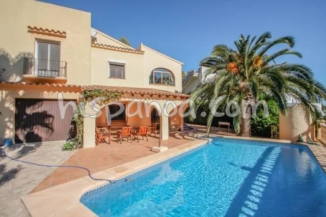 Location vacances Teulada -  Maison - 6 personnes - Barbecue - Photo N° 1