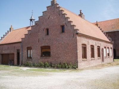Maison Flamande en plein pied