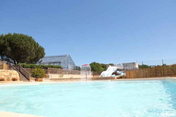 Location vacances Saint-Martial-de-Nabirat -  Maison - 6 personnes - Salon de jardin - Photo N° 1
