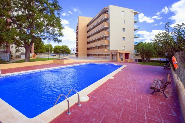 Apartments on the seafront with pool. Beautiful views. Ref. GAVINA D'OR-46
