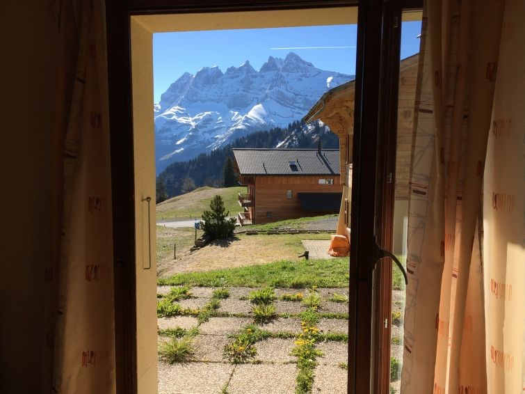 Appartement pour 2 personnes à Val-d'Illiez