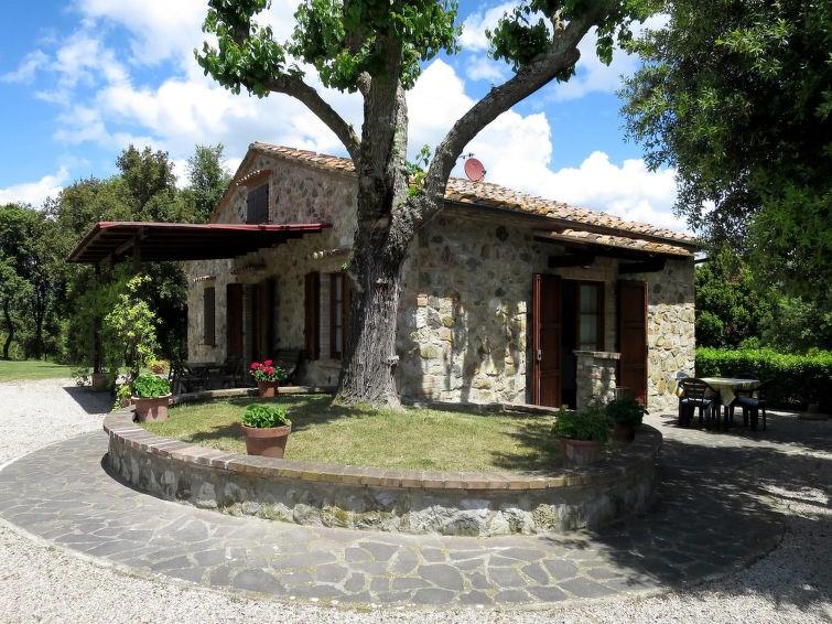 Studio pour 3 personnes à Volterra