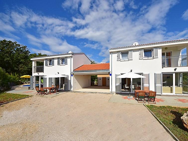 Maison pour 4 personnes à Krk/Kornić